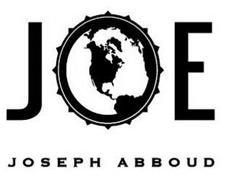 Joe by Joseph AbboudLogo